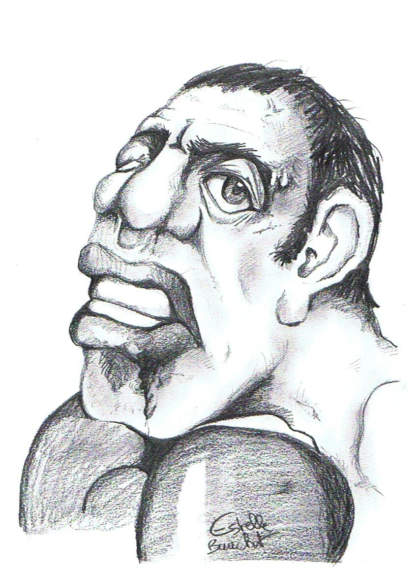 le boxeur