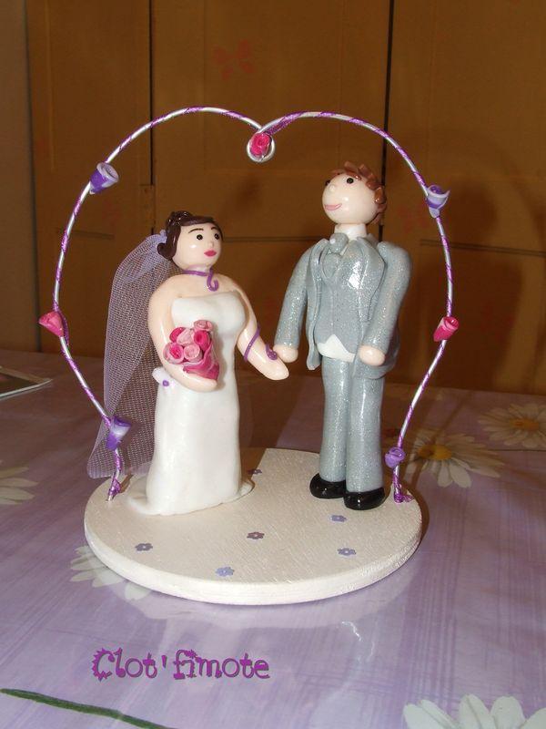 Vive les mariés!
