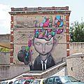 Street art sète