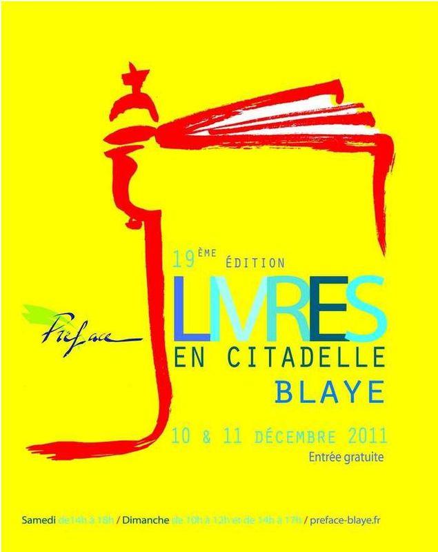 affiche Blaye