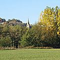 Couleurs, paysages d'automne....