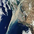 La Côte Ouest des Etats-Unis est la proie des flammes - US West Coast is on <b>fire</b>