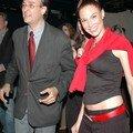 Joël Grammson et Céline Nussbaumer, Miss Suisse Romande 2004