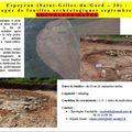 [fouilles] Espeyran : campagne 2009 - NOUVELLES DATES