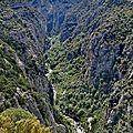Gorges du Verdon, belvédère de Mayreste