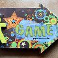 album flèche - Game- 01 juillet 2008