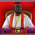 Kongo dieto 3231 : le grand maitre muanda nsemi indique la personne ideale qui doit faire la politique en afrique noire !