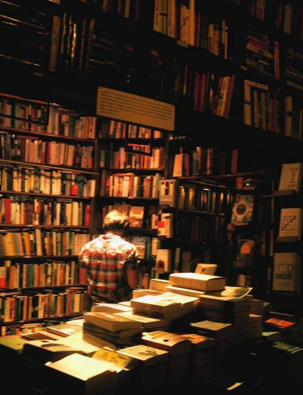 Shakespeare and co - books