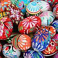Pâques : la fête des oeufs !