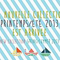 La nouvelle collection printemps 2013 de mimi ' lou