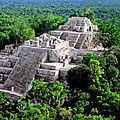 ➡️El Mirador : D'<b>anciennes</b> pyramides cachées dans la ville perdue des Mayas