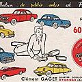 CLEMENT GAGET - CLE - : <b>PUB</b>, LOGO, CATALOGUE, DIVERS, ETC…