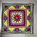 Nouveau CAL: Sunstar Blanket