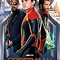 Le film <b>Spider</b>-Man: Far From Home en VOD est dispo