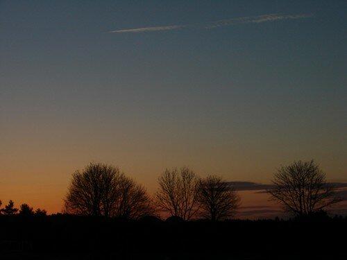 2008 04 29 Le coucher de soleil