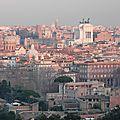 Cins jours à rome - les aspects pratiques
