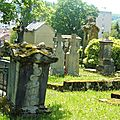 Avez-vous remarqué la tombe de m. tripard, au cimetière des chaprais?