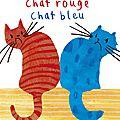 <b>CHAT</b> ROUGE, <b>CHAT</b> <b>BLEU</b> de Jenni Desmond