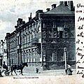 <b>Charmoy</b> - Blanzy - Confolens - Les forces bolchevistes - Polonais et Lettons contre les Bolcheviks.
