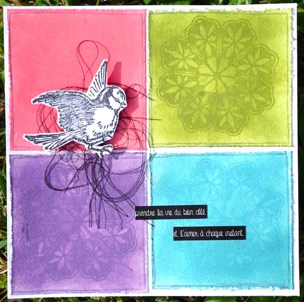 Carte Bluescrap 1 - Le Potager Créatif - Juin 2017