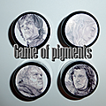 Game of pigments - paupière is coming