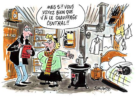Un Français sur cinq se trouve aujourd'hui en situation de précarité énergétique, selon la dernière enquête logement de l'Insee.