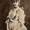 Items from the collection of French actress <b>Sarah</b> <b>Bernhardt</b> to be sold by Dix Noonan Webb