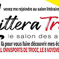 <b>Salon</b> Littéra'trooz 2020 (Belgique-Liège)