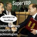 Sarkozy contrat en or