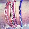 Bracelets d'été...