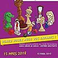 Agenda Du Mois De Mars - Les <b>jeudis</b> je dis : jeu ! 15 mars 2018