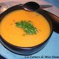 Potage québécois rustique, sans gluten et sans lactose