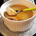 Crème caramel au lait concentré sucré