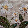 Bloc 8 fleurs