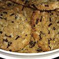 Biscuits au chocolat (pour user les jaunes d'oeufs)