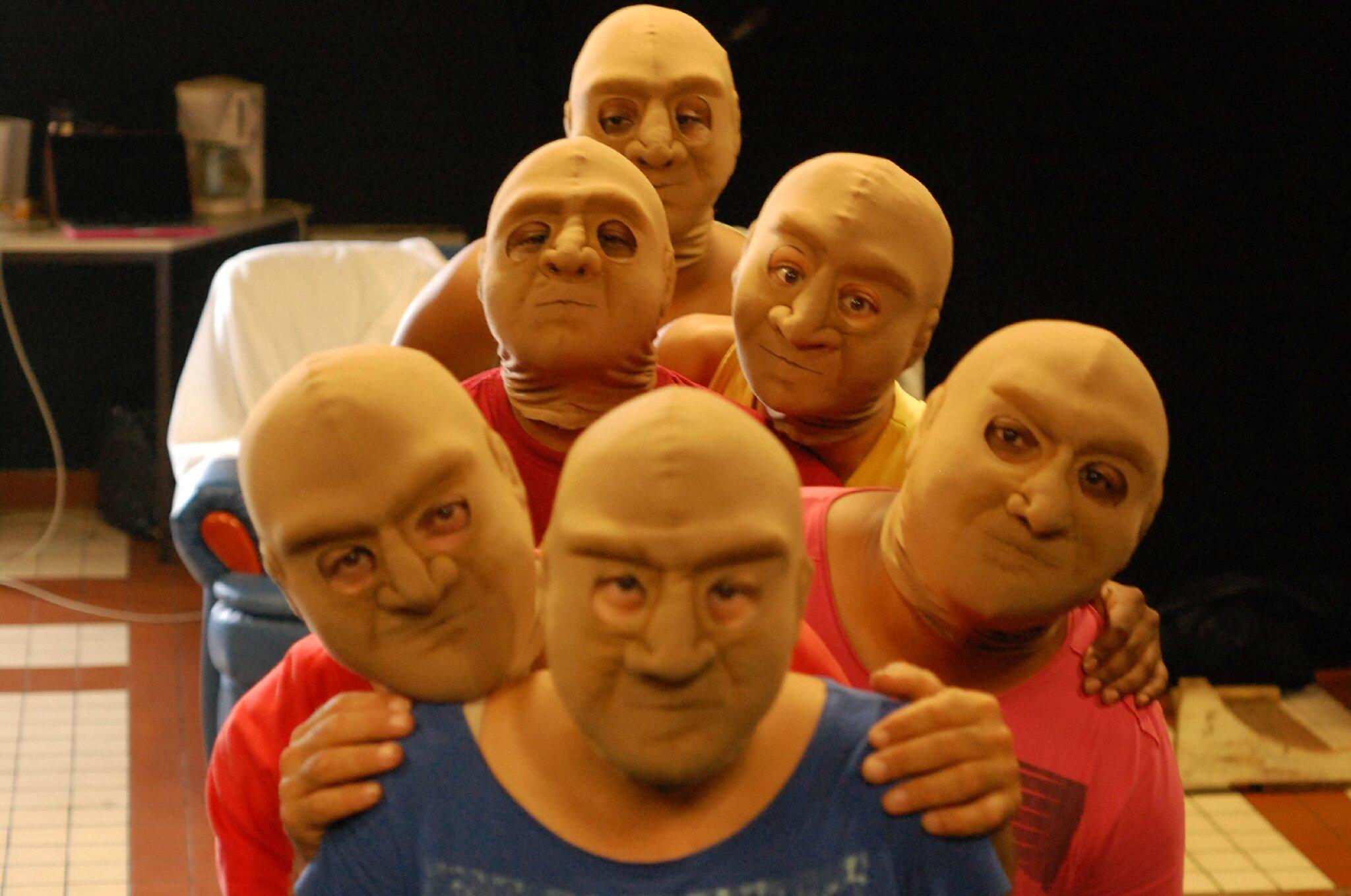 Masques de travail