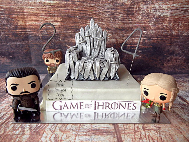 gateau game of throne prunillefee 2