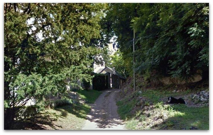 ST Gervais la Forêt Le prieuré z