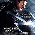 STEVEN SPIELBERG - <b>Minority</b> <b>report</b>