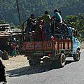 257e jour : Méditation au Népal ?