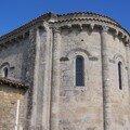 Saint-Léger de la Martinière (79), église Saint-Léger