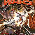 Secret wars l'album !