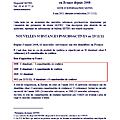 Note d'information Sintes « Répertoire des nouvelles <b>drogues</b> de <b>synthèse</b> identifiées en France depuis 2008 »