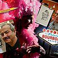 Caricaturiste au casino de bourbonne-les-bains 52, grand-est, haute marne