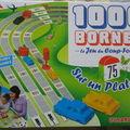 <b>1000</b> <b>bornes</b> sur un plateau de DUJARDIN
