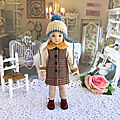 Tenues pour poupée Little <b>Darling</b> Dianna Effner \ Clothes for Little <b>Darling</b> doll