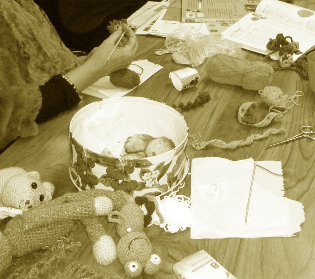 Atelier crochet Amb 2