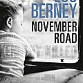 November <b>Road</b> de Lou Berney