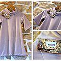 Une robe pour la mégaboum!