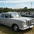 MERCEDES 220S W111 berline 1964 Hambach (1)